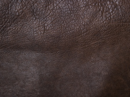 natural brown leather abstract background Stock Photo - 8258187