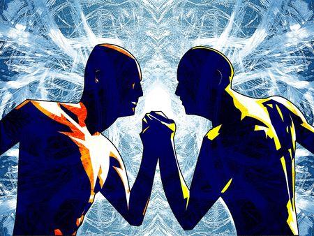 Competitive Handshake