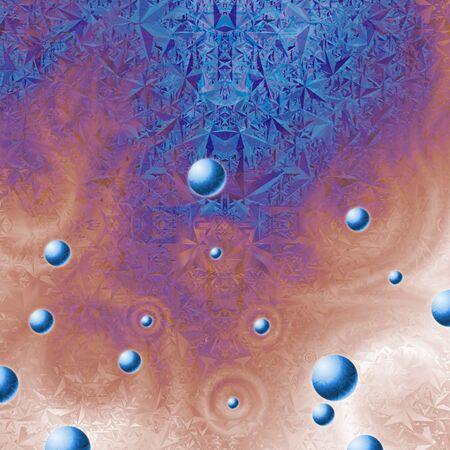 High Detail, Digital Background