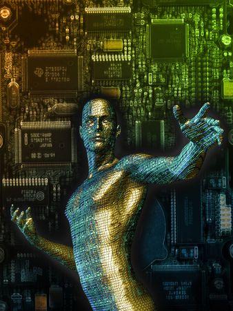 terminator: 3D Rendering