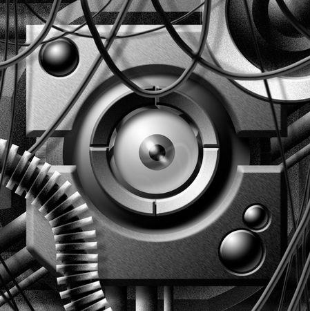 byte: Digital Illustration