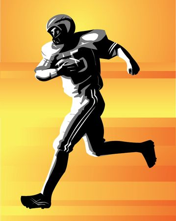 Football Illustration 1