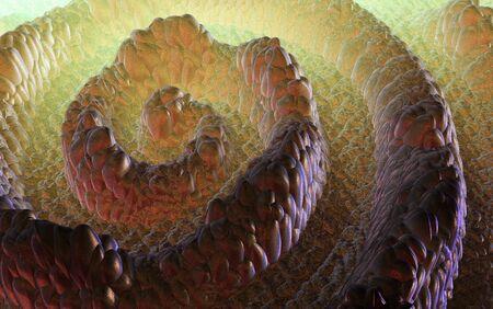 Alien Landscape II Stock Photo - 334787