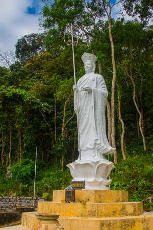 buddah: Buddah statue in Ta Cu mountain, Binh Thuan province, Vietnam.Phan Thiet