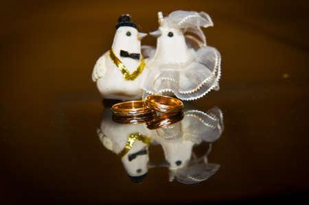engagement: engagement wedding ring Stock Photo
