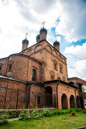 patriarchal: Krutitsy Patriarchal Metochion, established in the late 13th century, Moscow, Russia.