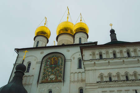 SAINT-PETERSBURG, RUSSIA: Znamenskaya Church on Znamenskaya square, St Petersburg