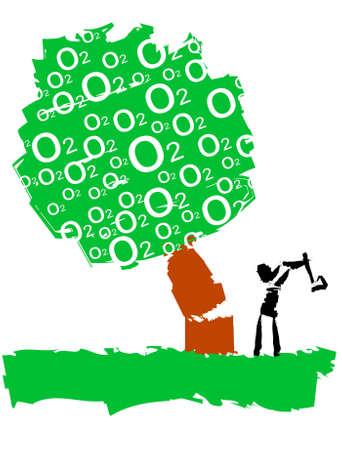 bionomics: Save the tree