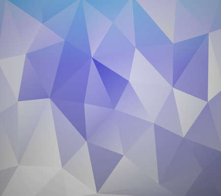 Colorful geometric background with triangles  Retro triangle background