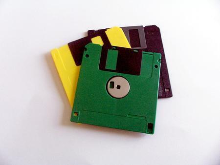 Floppy Disk Reklamní fotografie