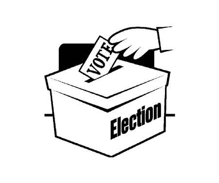 ballot: Ballot Box Stock Photo