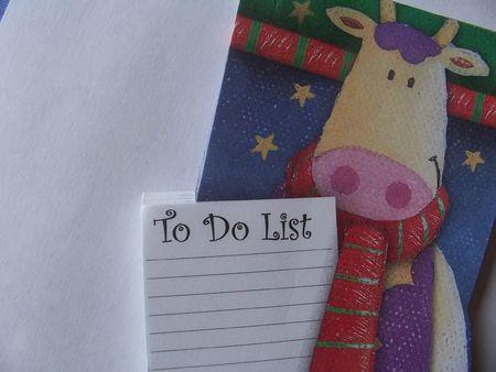 할 일 목록