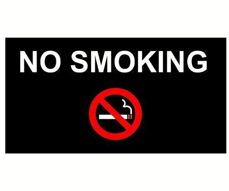 No Smoking sign Stock fotó