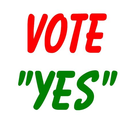 vote: Vote Yes