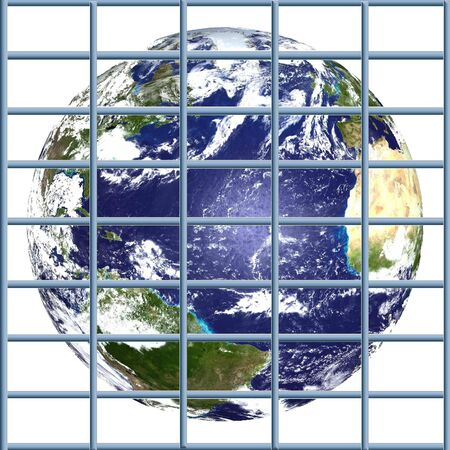 Earth Behind Bars