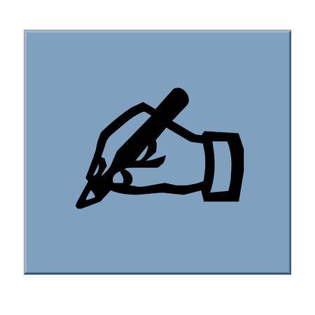 signing: Signing icon