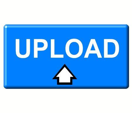 Upload button photo