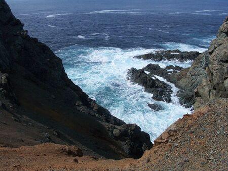 the seas: Stormy seas
