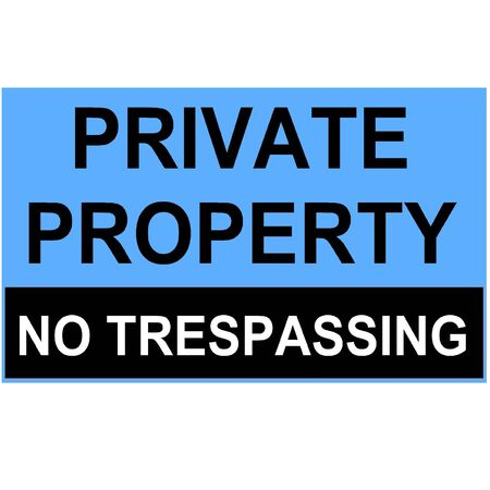 property: Private property