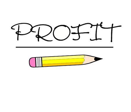 Profit Stock fotó