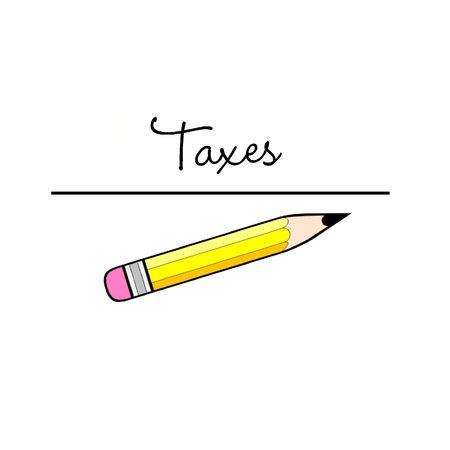 税金 写真素材 - 3040289