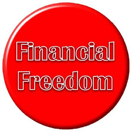 Financial Freedom Banco de Imagens