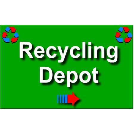 depot: Recycling Depot