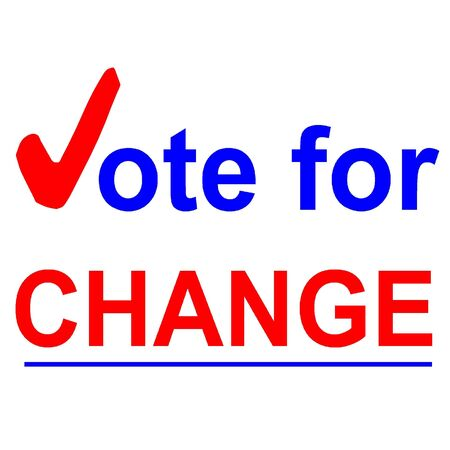 Vote for change