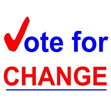 vote: Vote for change