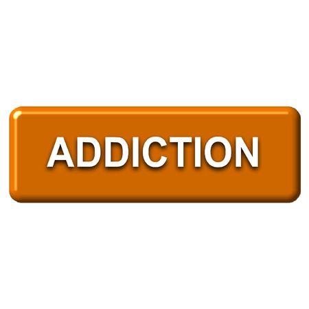 Verslaving knop