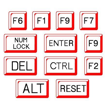 shortcuts: Keyboards shortcuts