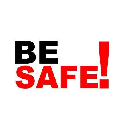 Be safe! Imagens