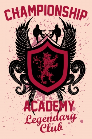 surf academy Vector