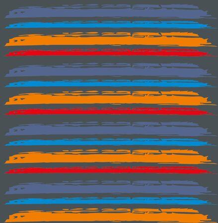 ringer: grunge multiply color ringer vector art