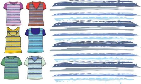 ringer: ringer tshirt set art
