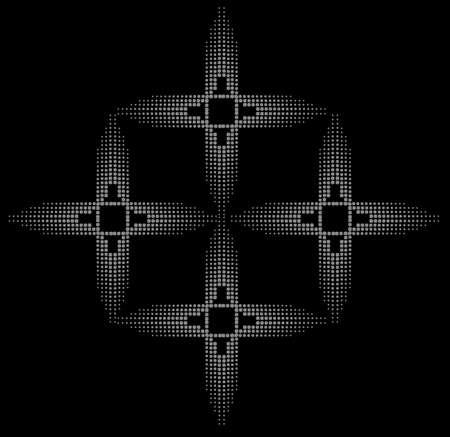 dot pattern background eps8 vector art Stock Vector - 22205846
