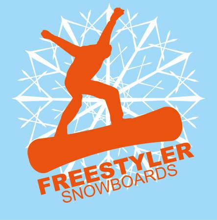 sport invernali: freestyle skier sport invernali arte