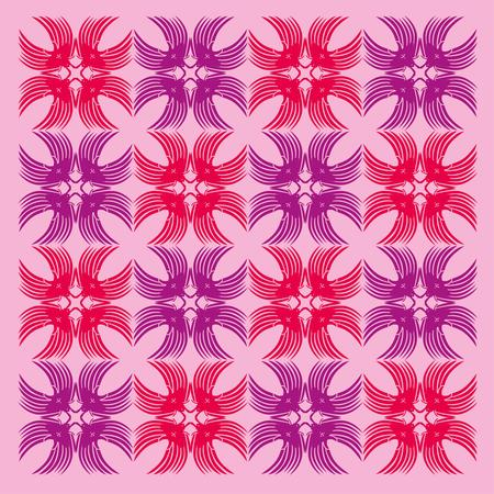 tribal tattoo texture textile vector art Vector