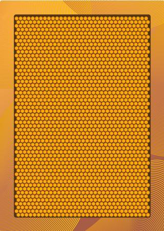 curative: liquid honey jar vector art design