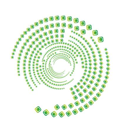 abstract circle background vector art
