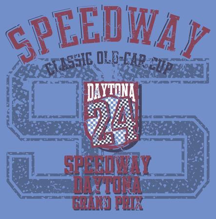prix: speedway grand prix art