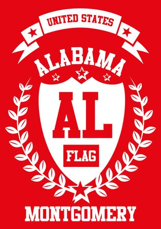 alabama, united state of america art