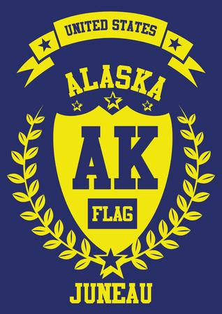 alaska, united state of america art