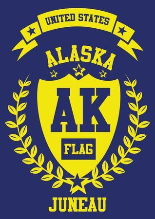 alaska, united state of america art