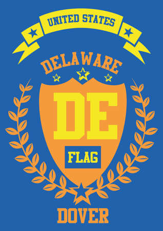 dover: delaware, united state of america art