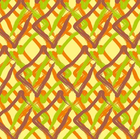 geometric ethnic design vector art