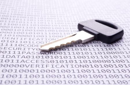 Ordinal: Key ist auf der Liste mit einem bin�ren Code und einige Worte �ber Sicherheit