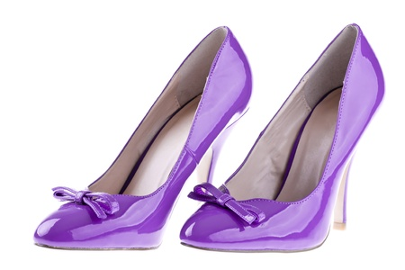 lustre: A pair of shoes for women  Side view