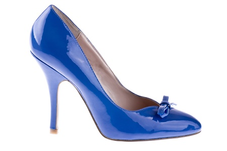 Een van schoenen voor vrouwen
