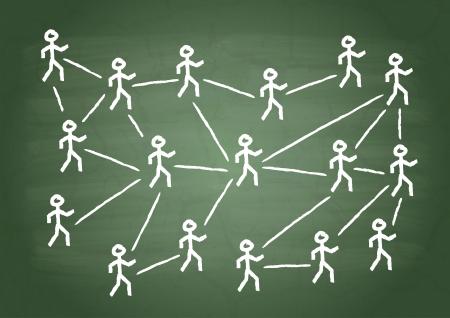 flaw: Relationship between people on a green school board